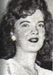 Mary Jane Rippeon, 1946