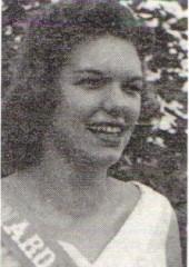 Roberta Weller, 1958