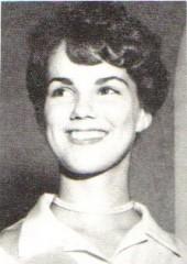 Sandra Mullinix, 1960