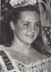 Shannon Harrison, 1992