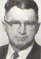 W. Harvey Hill, 1952-1957